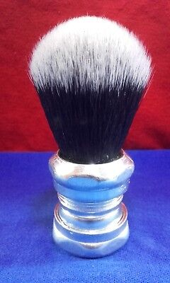 Synthetic shaving brush by Alfonse - Blaireau de rasage artisanal - 26 mm