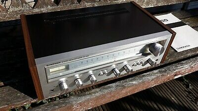 Pioneer SX-550 Receiver in very good condition with manual & wiring diagram