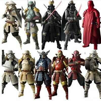 Star Wars Samurai Ronin Boba Fett  PVC Figure 7in