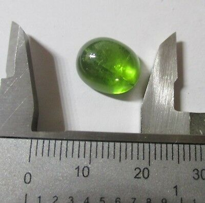 PERIDOT [OLIVINE] NATURAL MINED UNTREATED LARGE 8.00Ct  MF7100