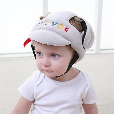 Infant Toddler Safety Helmet Baby Kid Head Protect Walking Crawl Hat CB