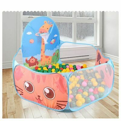 Portable Baby Outdoor Indoor Ball Pool Playpen Toddlers Play Tent