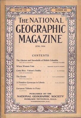 national geographic-JUNE 1910-A PRIMITIVE GYROSCOPE IN LIBERIA.