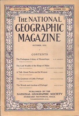 national geographic-OCT 1910-A TALK ABOUT PERSIA AND ITS WOMEN.
