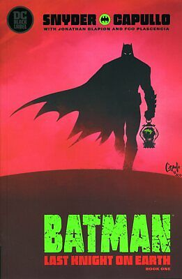 Batman Last Knight On Earth #1 (Of 3) - 2019 - Dc Comics - Us-Comic - Usa - I962