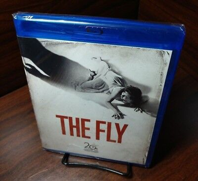 The Fly (Blu-ray Disc, 1958)NEW(Sealed) Free Shipping with Tracking