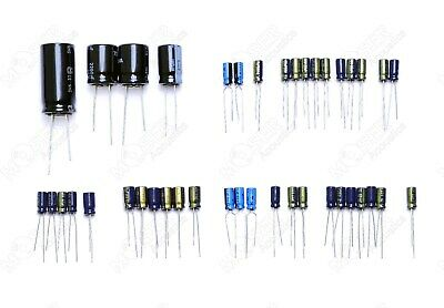 Complete set of new electrolytic capacitors - Revox B226 - Repair Kit - Elkos
