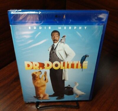 Dr. Dolittle (Blu-ray Disc,1998) NEW(Sealed)Free Shipping with Tracking