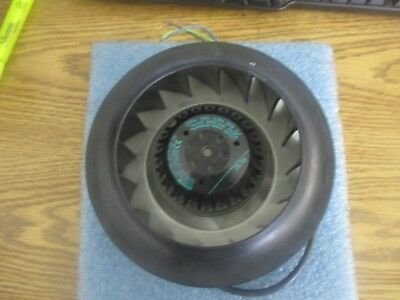 ebm Typ: R2E190-AE77-05 TW Centrifugal Blower Fan. Unused Spare <