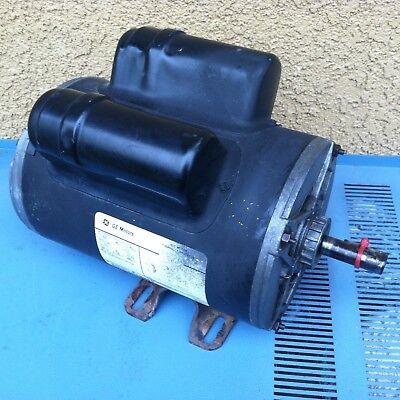 5 HP COMMERCIAL Duty Air Compressor Motor,Capacitor-Start