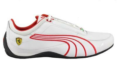CHAUSSURES NEUVES PUMA Drift Cat 4 Sf Baskets Homme Cuir Ferrari