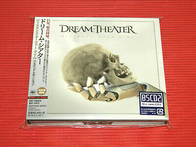 2019 DREAM THEATER DISTANCE OVER TIME w/ BONUS TRACK JAPAN 2 BLU-SPEC CD