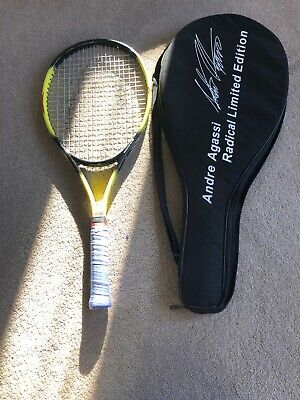 Head Radical OS Andre Agassi Limited Edition