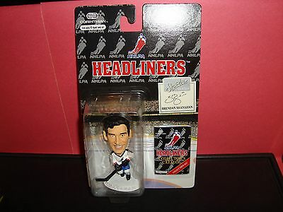 Brendan Shanahan NHL Headliners Figure 1996 Corinthian New Detroit Red Wings