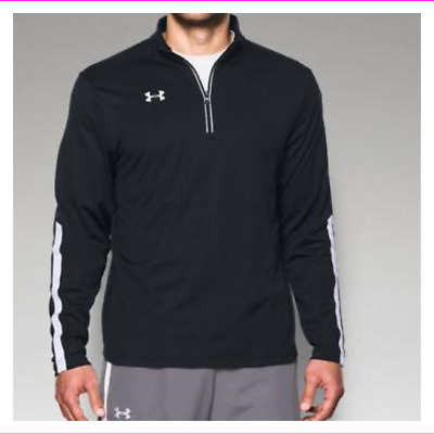 Under Armour Mens UA Scope Hooded 1//4 Zip Pullover Sports Hoody 27/% OFF RRP