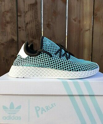 ADIDAS DEERUPT RUNNER Parley size 8 UK FOR SALE! | PicClick FR