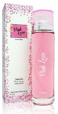 Inspired By Pink Sugar By Aquolina Pink Love Perfume For Women Eau