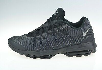 NIKE AIR MAX 95 Ultra Jacquard 749771 001 Black Men's