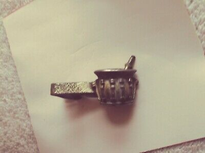 ee0e5f2f64a2 VINTAGE MORTAR/PESTLE Tie Clip Merrill Pharmacist Apothecary Rx ...