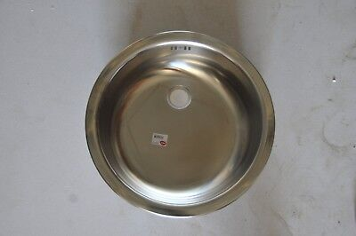 Evier Rond Inox 690010 Neuf Eur 40 00 Picclick Fr