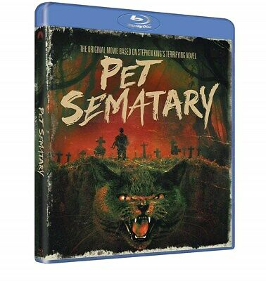 Pet Sematary (30th Anniversary) [Blu-ray]