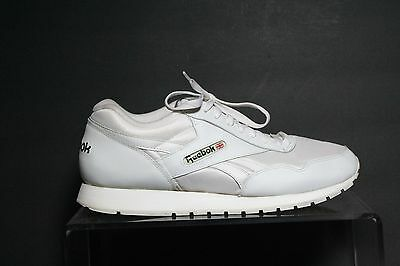 bf0fa5279f9 Reebok Vintage 90 s Sneaker Athletic Retro Hip Leather Nylon Women 11  Running