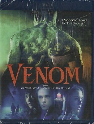 Venom(New Blu-ray)TA