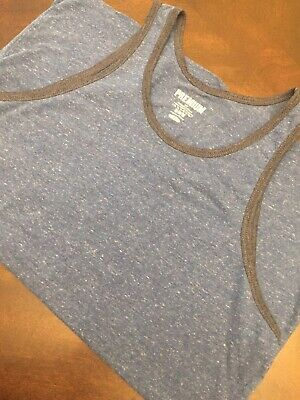 95c037ca31464 OLD NAVY MENS Tank Top Lot Muscle Tee Beach Surf Blue Stripe Shirt ...