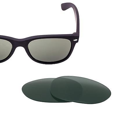 121bb2257e9ec LenzFlip Polarized Replacement Lenses for Ray Ban RB2132 New Wayfarer 55mm    52m