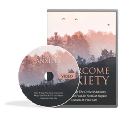 Overcoming Anxiety  Video Upgrade Pack training tutorials-dvd-r-resel