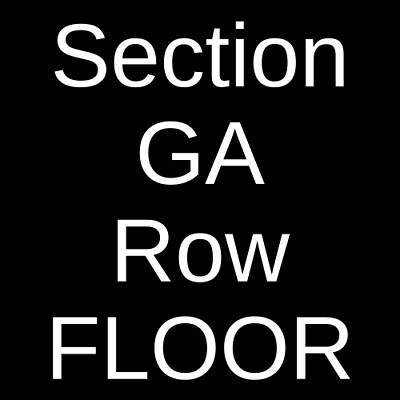 2 Tickets Rainbow Kitten Surprise  5/24/19 White Eagle Hall Jersey City, NJ
