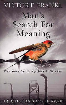 NEW Man's Search For Meaning By Viktor E Frankl Paperback