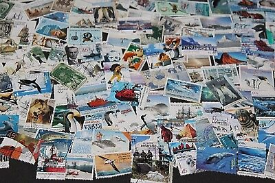 Bulk Lot Aust Antartic Territory Stamps,,,30 Different,, Free Postage In Oz
