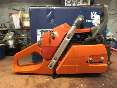 USED HUSQVARNA 455 Chainsaw With 20 Inch Bar And Chain - $295 00