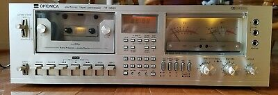 Optonica Cassette Deck RT-3838 Dolby Vintage Great Condition Euro Model