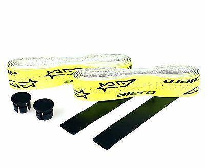 Gold Silver Alero TY132 PU//EVA Foamed Road Bike Handlebar Bar Tapes