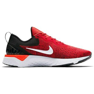 6c948a8c6235 NIKE ODYSSEY REACT Habanero Red Black Size 10. AO9819-600 epic air ...