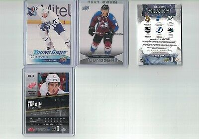 2016-17 Connor Brown Upper Deck Young Guns Canvas Rookie RC #C95 Toronto Leafs
