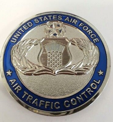 """AIR FORCE AIR TRAINING COMMAND ATC 1.75/"""" CHALLENGE COIN"""