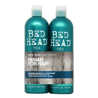Tigi Bed Head Urban Anti Dotes Recovery Set Shampoo Und Conditioner, 750ml