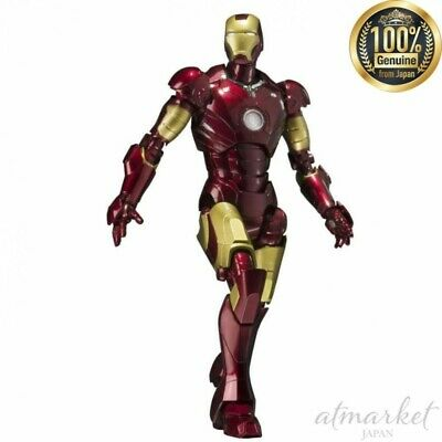 BANDAI Ironman Figure S.H.Figuarts Mark 3 About 155mm Movable Doll from JAPAN