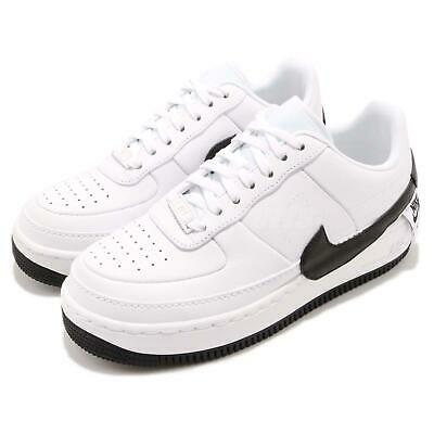 low priced a9238 7386a Nike Wmns AF1 Jester XX Air Force 1 White Black Women Casual Shoes AO1220 -102
