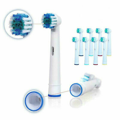For oral b pro 600 2000 braun replacement electric toothbrush heads compatible