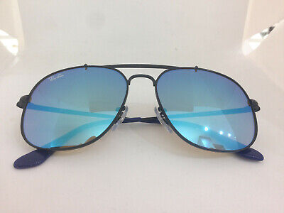 RAY BAN 9561S 9561 s Junior 200 71 Sunglasses Ruthenium Kids ... bebc5f0c75d