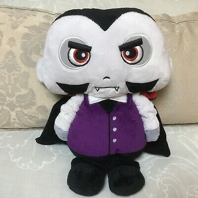 Chessington World of Adventures Vampire Ride Plush Teddy Soft Toy