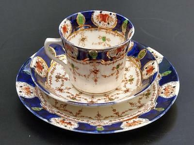 Stanley China City Pattern cup, saucer and plate Charles Amison