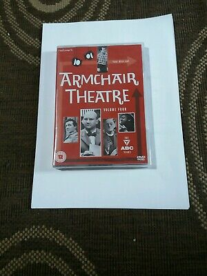 Armchair Theatre Volume Four DVD NEW SEALED