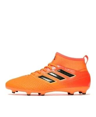 best service b9a17 5f975 Adidas Pyro Storm Ace 17.3 FG Sock Primemesh Junior Football Boots Size 5