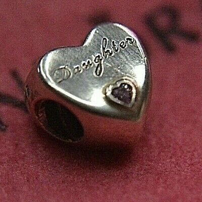 542a54901 PANDORA - 791726PCZ Daughter's Love Charm With Pink CZ - $29.99 ...