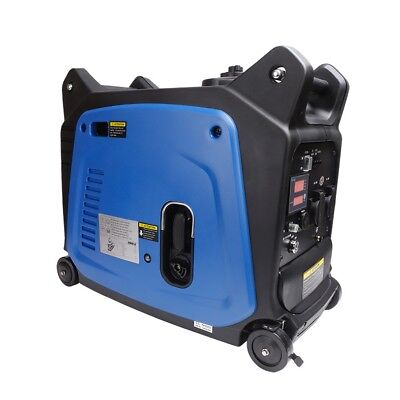 EASY TO USE GENERATOR EasyGen 3.5 KVA Generator Remote Start Portable Petrol